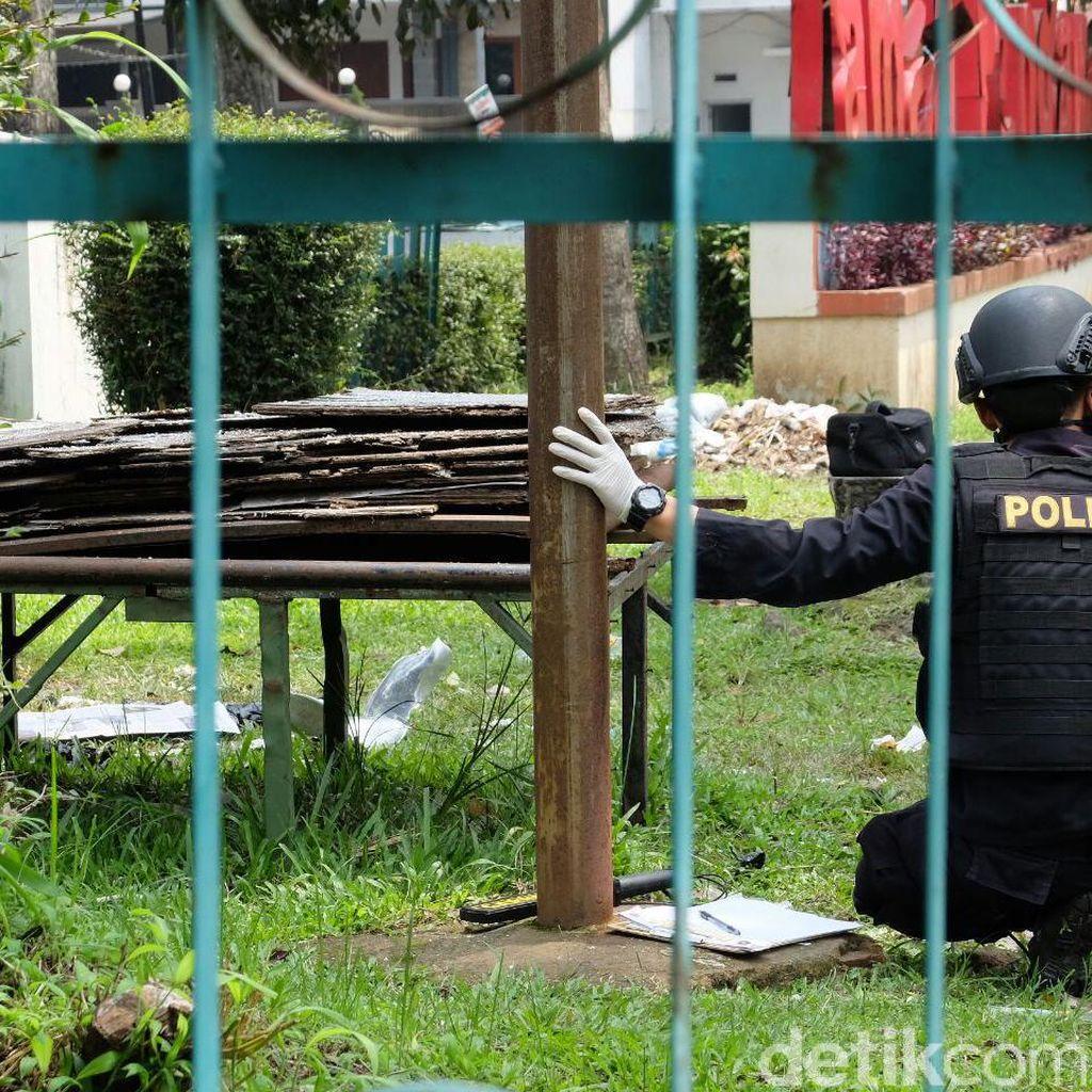 Yayat Ternyata Simpan 2 Bom Panci di Taman Pendawa Bandung