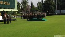 Kodam Jaya Gelar Apel Bersama Serah-Terima Jabatan Pangdam Jaya