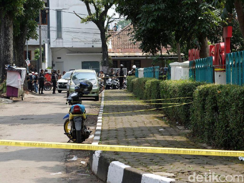 Kata Agus Marshal Eks Terpidana Teroris soal Bom Panci Bandung