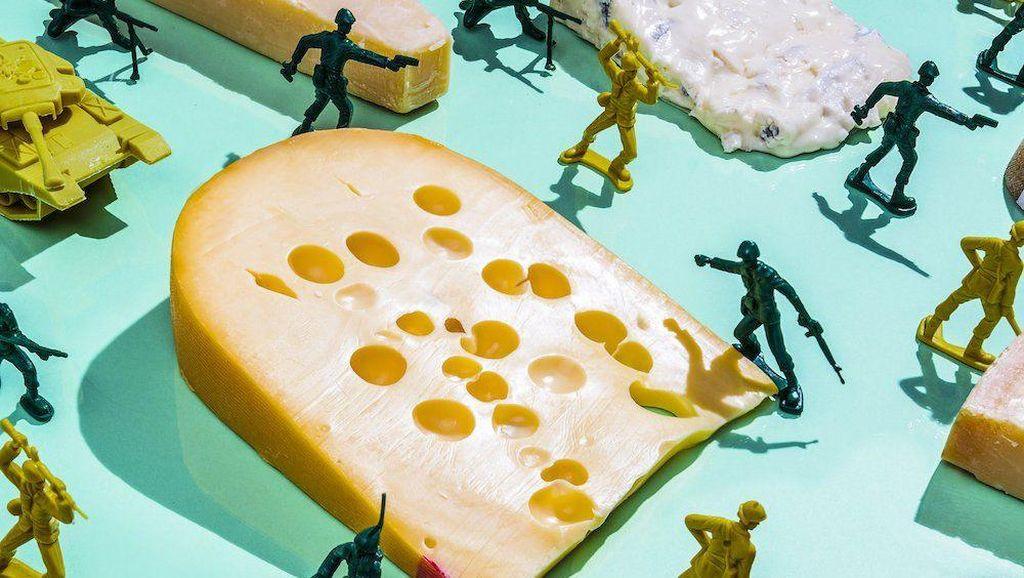 Kreasi Foto Ini Tampilkan Makanan Kegemaran Tokoh Terkemuka di Dunia (1)