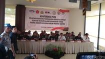 Pelatihan Bersama Tangani Korupsi, Panglima dan Wakapolri Hadir