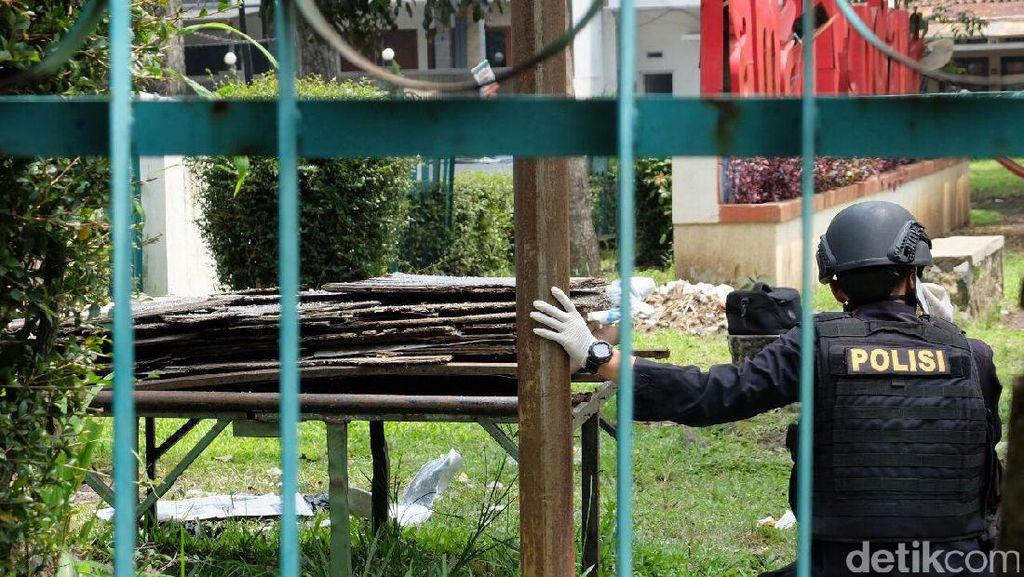 Polisi Lacak Jaringan Teroris untuk Cari Buron Bom Panci Bandung