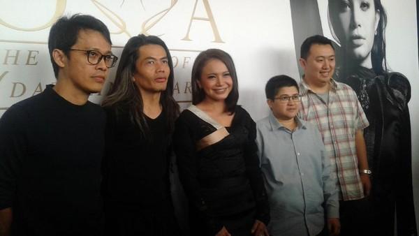 21 Tahun Berkiprah di Musik, Rossa Kembali Gelar Konser Tunggal