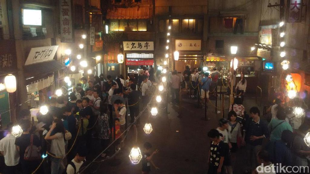 Mungkin, Ini Tempat Makan Ramen Paling Enak & Keren di Jepang