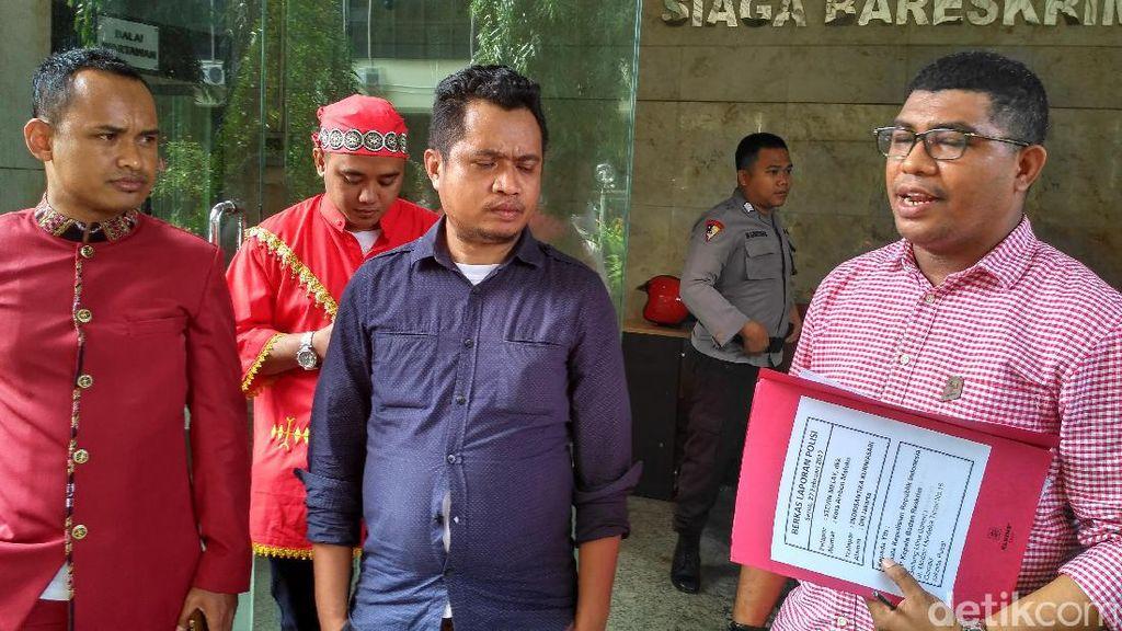 Sebuah Akun Facebook Dipolisikan karena Dinilai Hina Adat Maluku