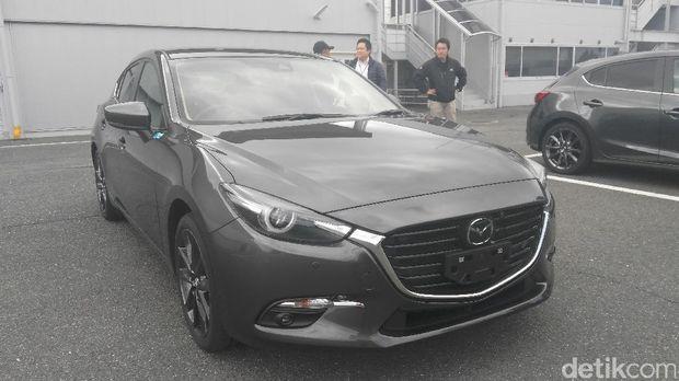 Sejenak Mengendarai Mazda3 di Jepang