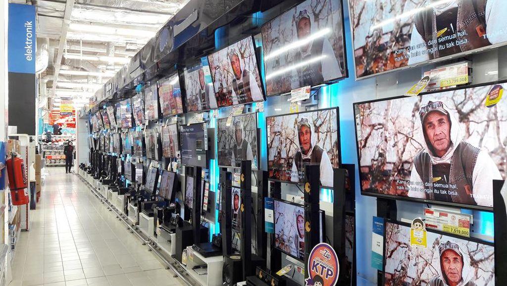 2 Hari Terakhir Promo Spesial Elektronik di Transmart Carrefour