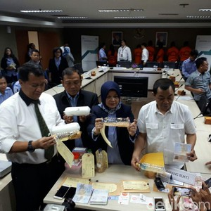 Lobster RI Diselundupkan ke Singapura dan Vietnam