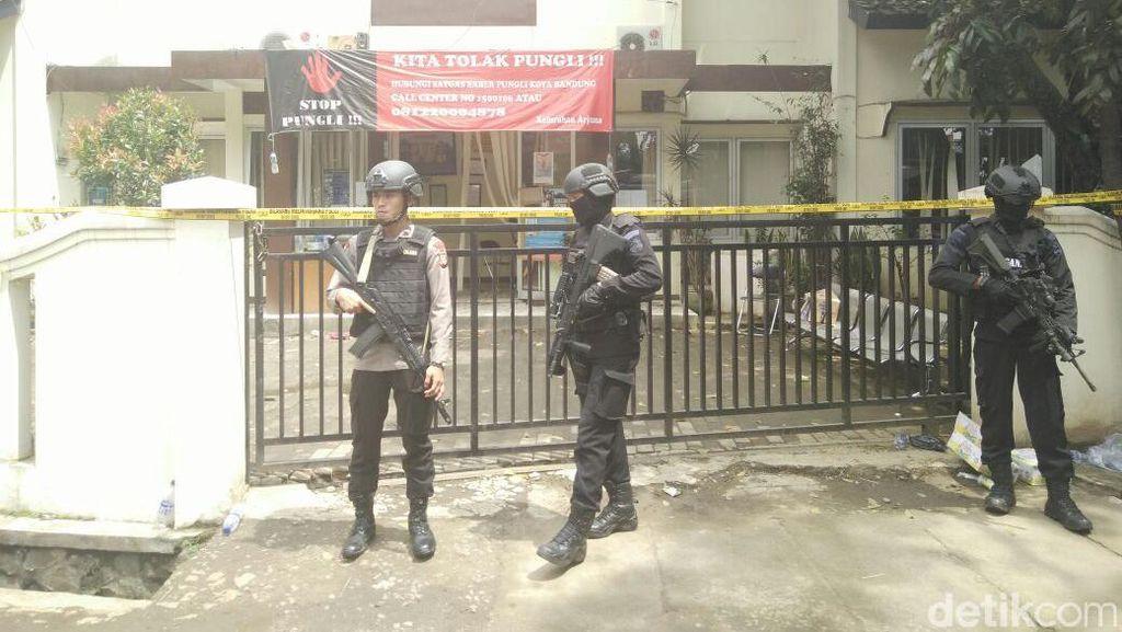 Pelaku Bom Panci Pernah 1 Tahun Sewa Rumah di Kabupaten Bandung