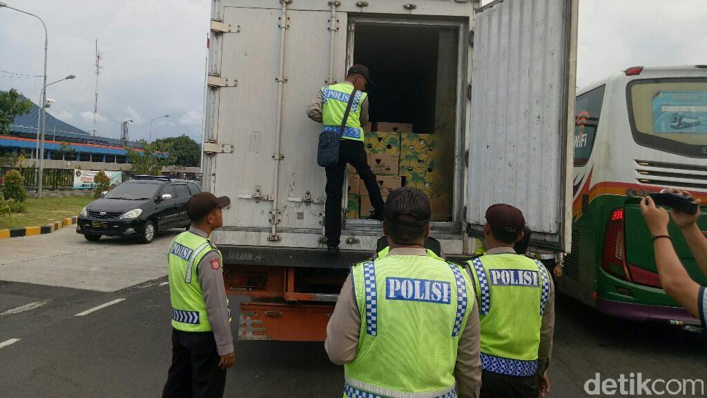 Pasca Bom Bandung, Polisi Perketat Pengamanan Pelabuhan Ketapang