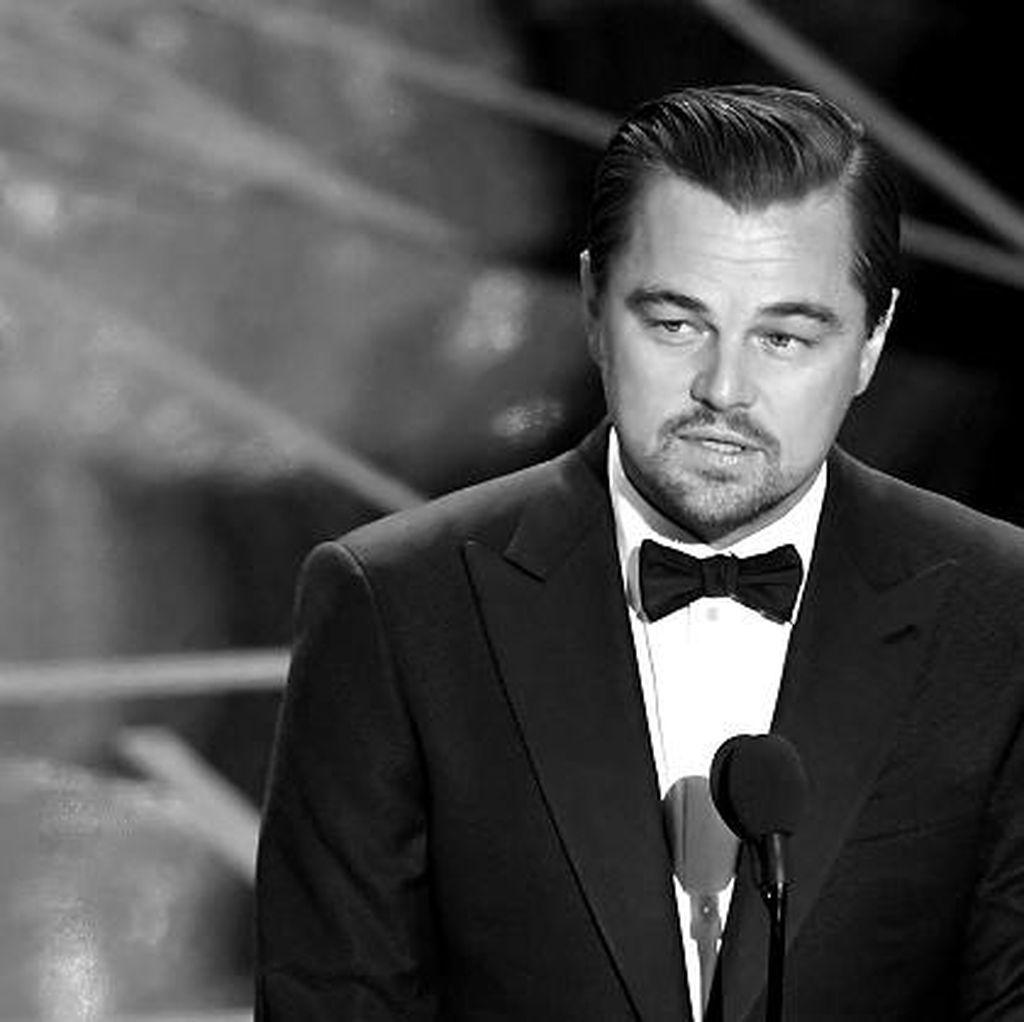 Leonardo DiCaprio Akan Perankan Biopik Leonardo da Vinci