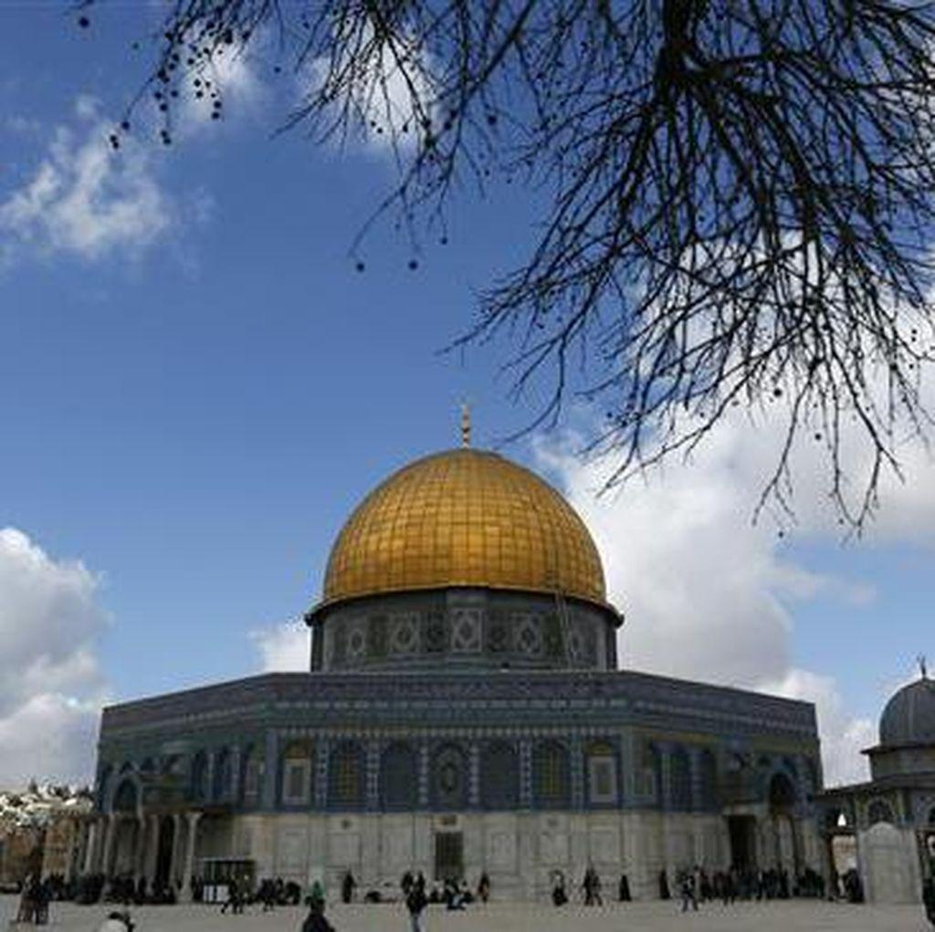 Buntut Aksi di Masjid Al-Aqsa, 3 Orang Tewas Saat Bentrok