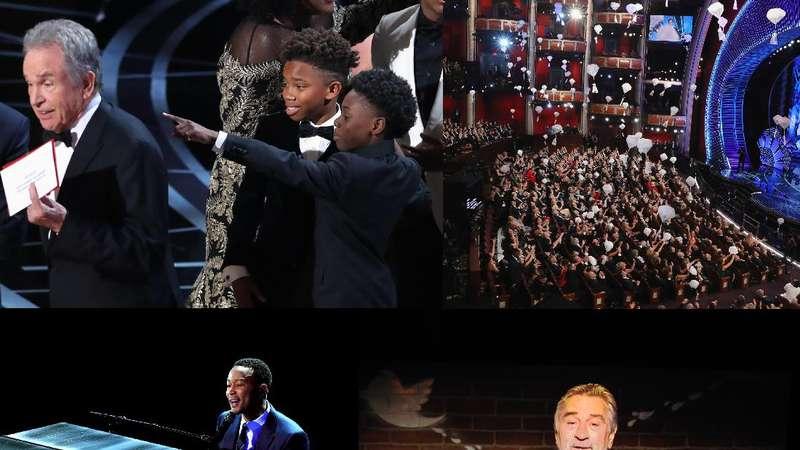 Momen Terbaik di Oscar 2017