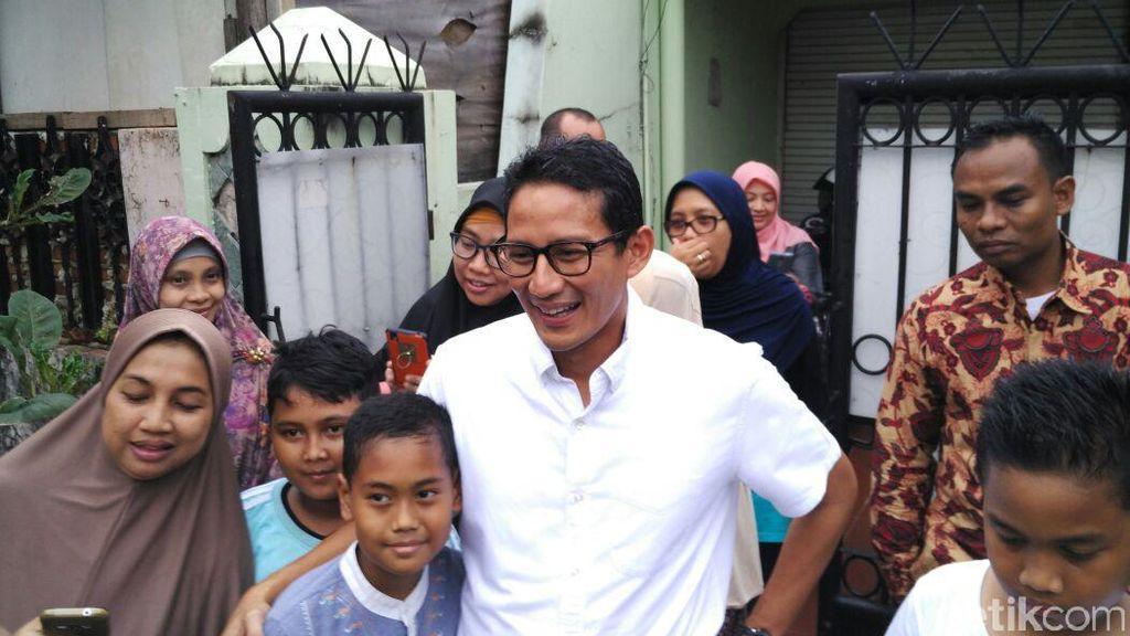 Sandiaga Ingin Jadikan OK OCE Sarana untuk Cegah Tawuran