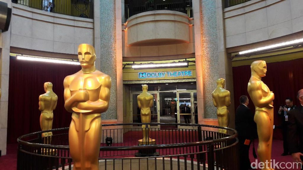 Penjagaan Diperketat Jelang Oscar 2017