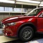 Banyak Peminatnya, Mazda Batasi Kuota CX-5 untuk Indonesia