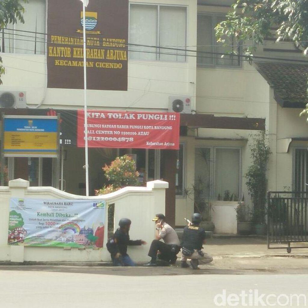 Pelaku Bom Panci di Bandung Berhasil Dilumpuhkan Polisi