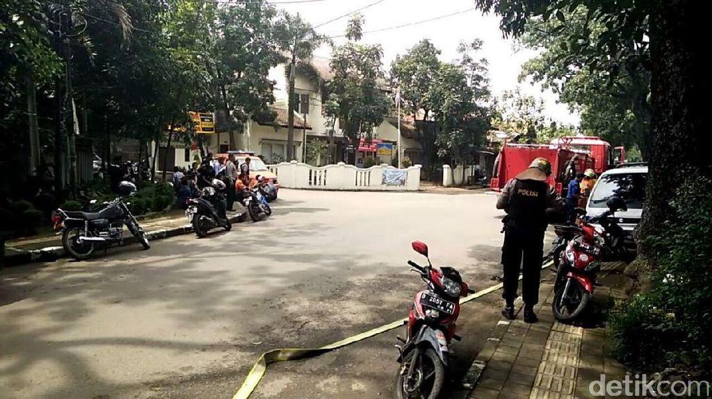 Polisi Kepung Pelaku Bom Panci, Terdengar Letusan Berkali-kali