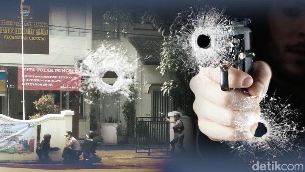 Kapolda Jabar: Bom Panci di Bandung Berdaya Ledak Rendah