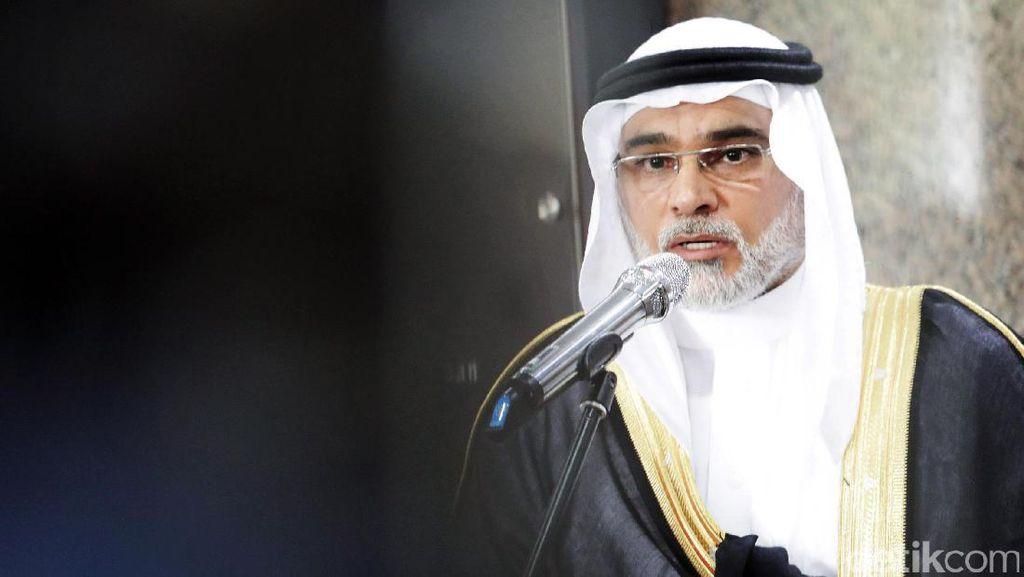 Dubes Saudi Temui Wakapolri Bahas Pengamanan Raja Salman