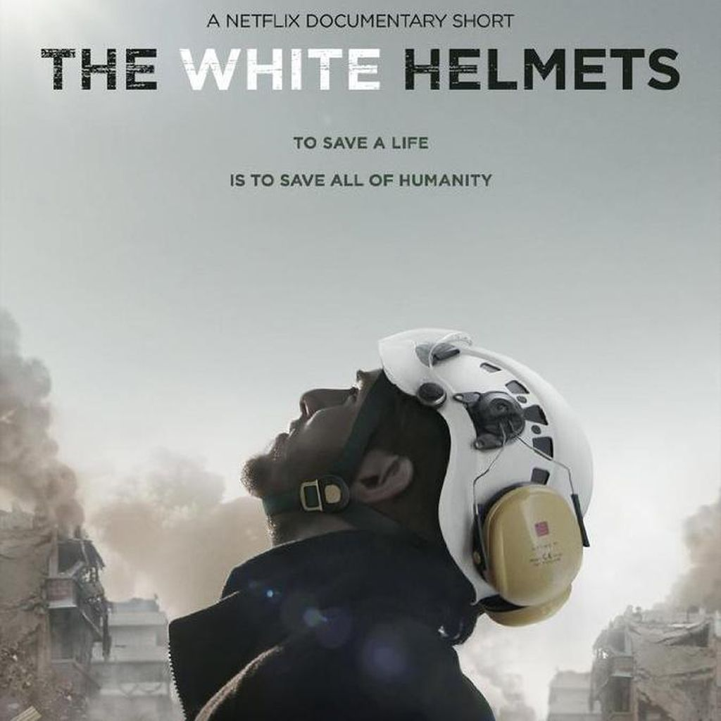 The White Helmets dan Sing Jawara di Nominasi Film Pendek
