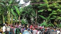 Seorang Perempuan Tewas Tertabrak Kereta Api di Rawajati