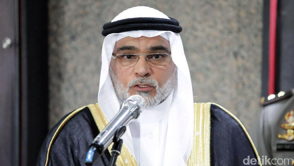 Kata Dubes Arab soal Insiden Crane dan Kunjungan Raja Salman