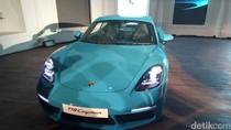 Pakai Mesin 4 Silinder, Harga Porsche Cayman Lebih Murah 30 Persen