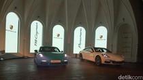 Porsche Luncurkan 718 Cayman dan Panamera Anyar