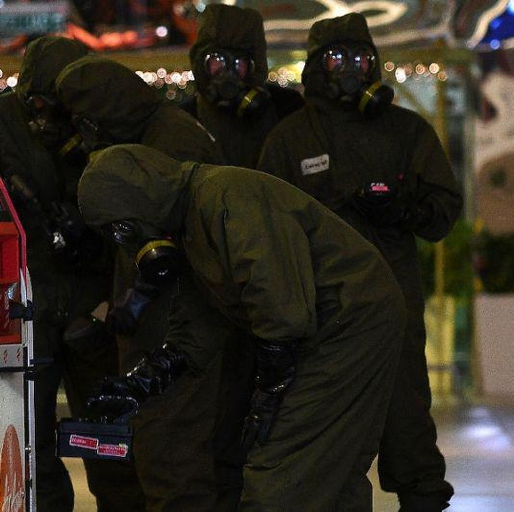 Tim Hazmat Malaysia Pastikan Tak Ada Ceceran Racun VX di Bandaranya