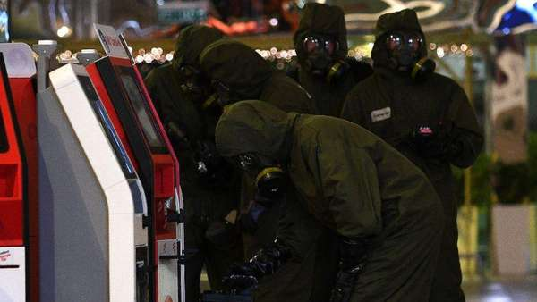 Tim Hazmat Malaysia Pastikan Tak Ada Ceceran Racun VX di Bandara