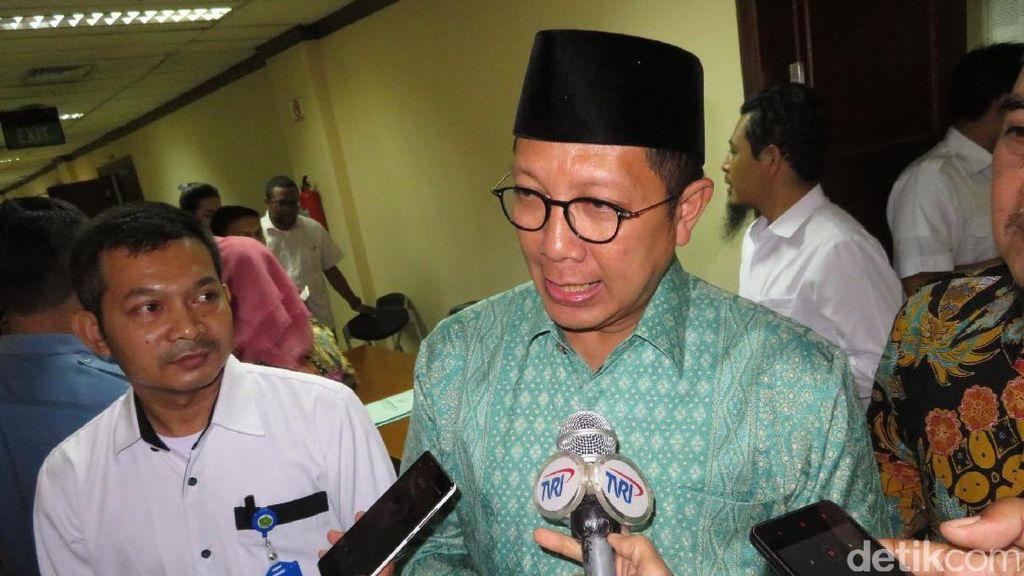 Menag akan Lapor ke Jokowi soal Kenaikan Ongkos Haji 2017