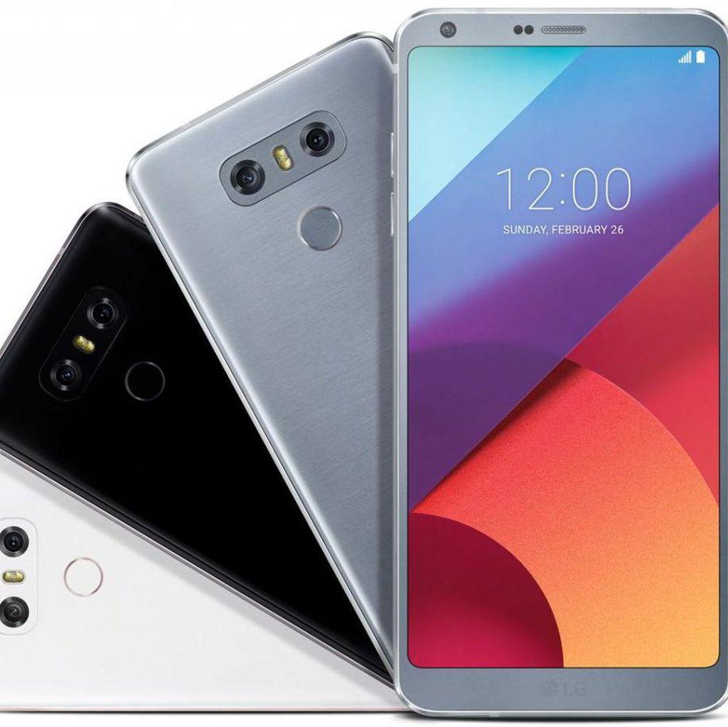 Menilik Spesifikasi Lengkap LG G6