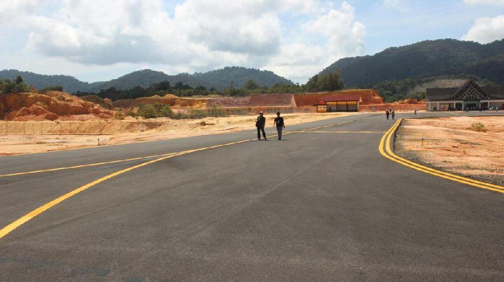 Pembangunan Bandara di Utara Pulau Bali Terganjal Izin Lokasi