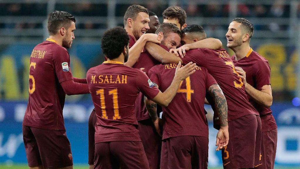 Inter Sudah, Roma Bersiap Bidik Lazio