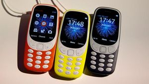 Kecewa! Cuma Ada 2G di Nokia 3310
