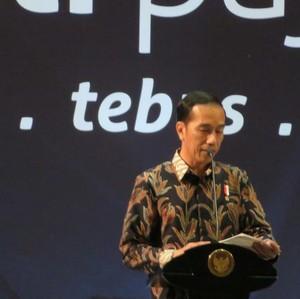 Jokowi: Saya Tahu Petugas Pajak Kerja Pagi Pulangnya Pagi