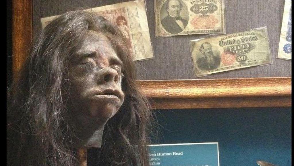 Terkesan dengan Museum Berkoleksi Kumpulan Oleh-oleh