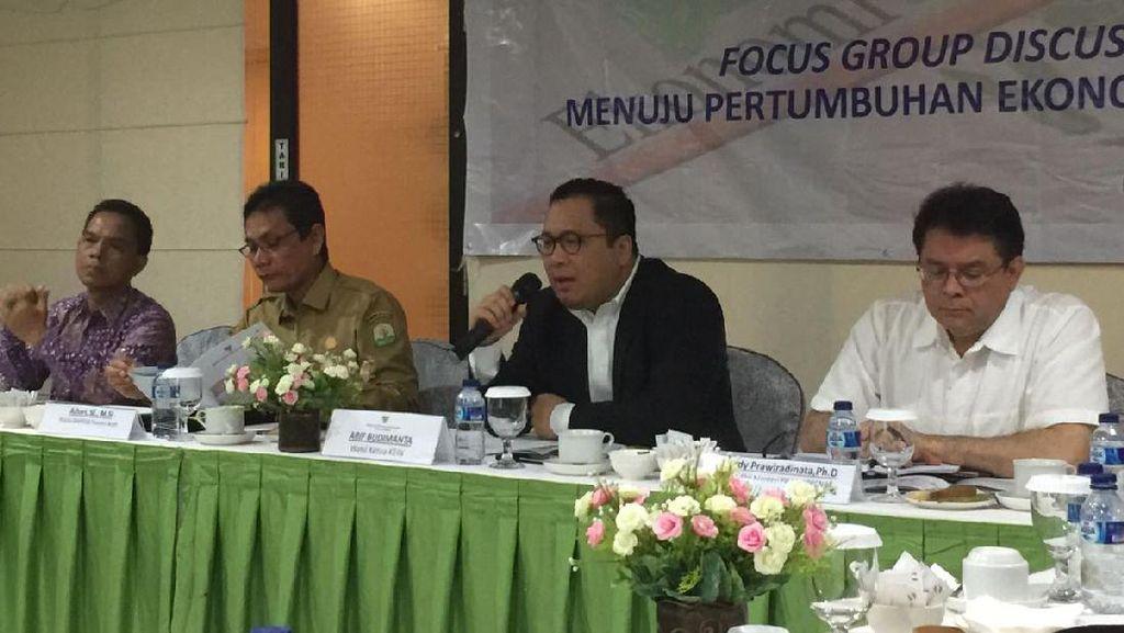 Sesuai Target Pemerataan Jokowi, KEIN Dorong Ekonomi Aceh Stabil