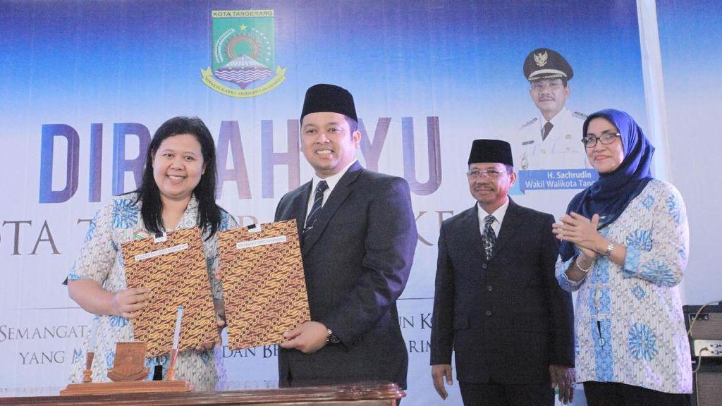 Tanggung Pendaftaran BPJS, Pemkot Tangerang Gelontorkan Rp 30 M