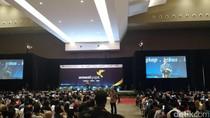 Di Acara Tax Amnesty, Jokowi Guyon soal Ikan Tongkol