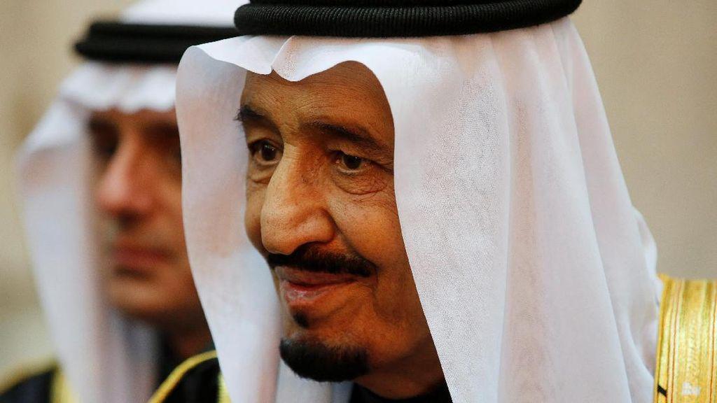Videonya Viral, Pangeran Saudi Ditangkap atas Perintah Raja Salman