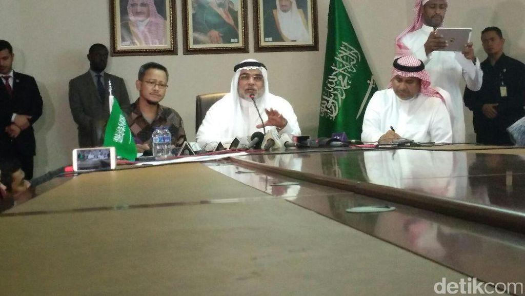 Raja Salman Dijadwalkan Bertemu Pimpinan Ormas Islam
