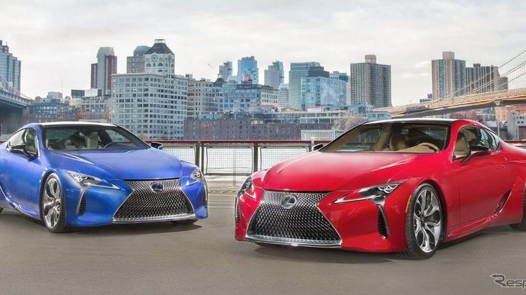 Lexus Jual Mobil Hybridnya Seharga Mobil Bensin