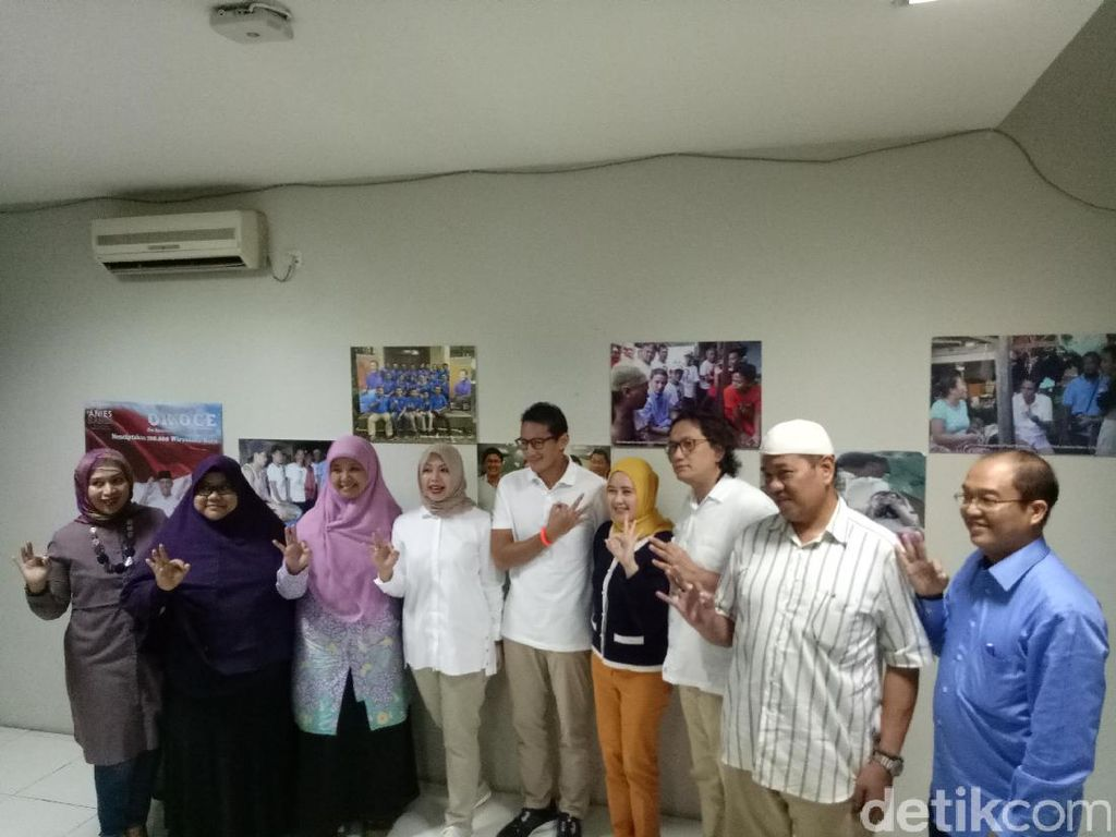 Alumni Al Azhar Angkatan 88 Deklarasi Dukungan ke Anies-Sandi