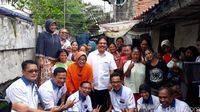 Blusukan ke di Kampung Nelayan, Menteri ATR Cek Sertifikat Tanah
