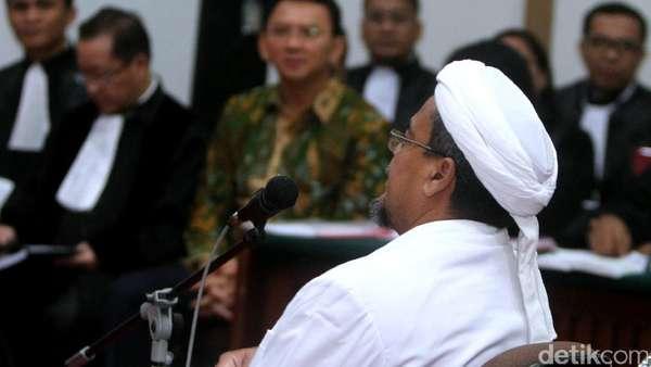 Habib Rizieq Sebut Pilihan Berdasar Agama Tak Langgar Konstitusi