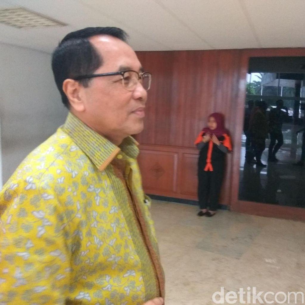 Dewan Pakar Golkar Bertemu Novanto, Bahas Sanksi Titiek Soeharto?