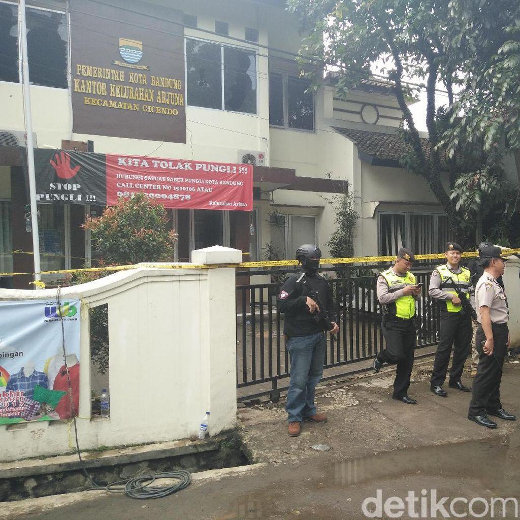 Insiden Bom Panci, Kapolres: Bandung Tetap Kondusif