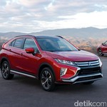 Mitsubishi Eclipse Cross Siap Dibawa ke Indonesia?